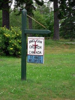 Saint Anne's Church Cemetery