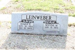 Homer Henry Leinweber