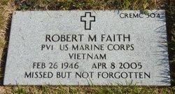 Robert M. Faith