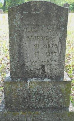 Miles Anderson Morris