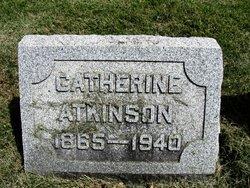 Catherine <i>Meyrson</i> Atkinson