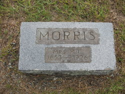 Sara Rosana <i>Williams</i> Morris