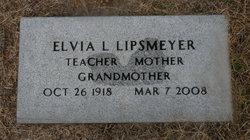 Elvia L. <i>Wilhite</i> Lipsmeyer