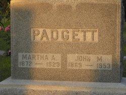 John Manson Padgett