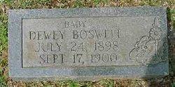 Baby Dewey Boswell