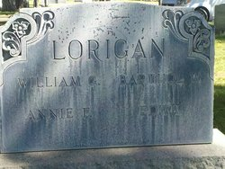 Barthol William Lorigan