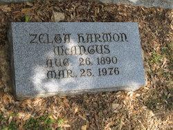 Zelta Harmon <i>Harmon</i> McAngus