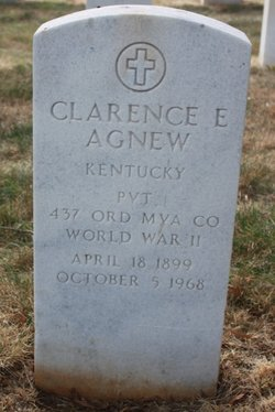 Clarence Edward Agnew