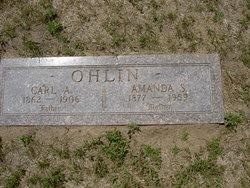 Carl Albert Ohlin
