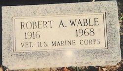 Robert Augustus Wable