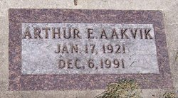 Arthur Erling Aakvik