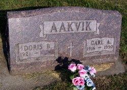 Carl Alberteen Aakvik