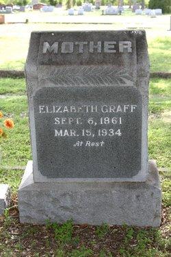 Elizabeth <i>Leinweber</i> Graff