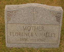 Florence V Halley