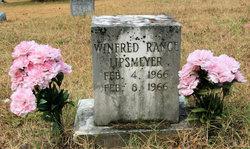 Winfred Rance Lipsmeyer
