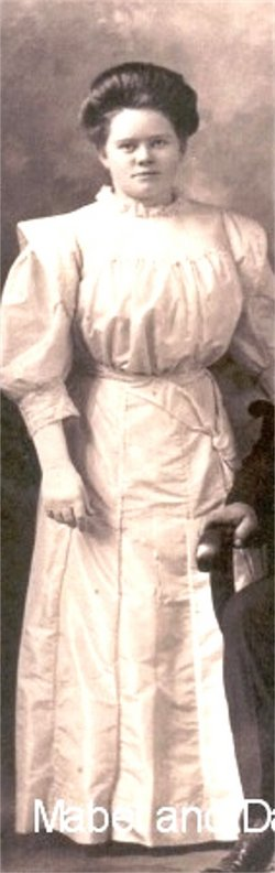 Mabel Lydia <i>Deets</i> Amerine