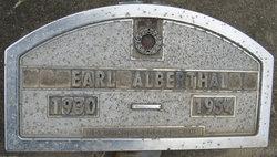 Earl Henry Christopher Alberthal