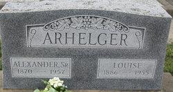 Louise <i>Ludwig</i> Arhelger