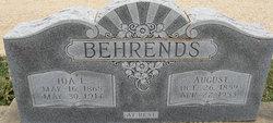 Ida Lisette <i>Schlueter</i> Behrends