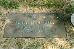 Emily Marie <i>Schultheiss</i> Housel