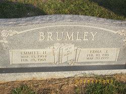 Edna Emogene <i>Nipper</i> Brumley