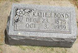 Katherine Isabelle Katie <i>Ahrens</i> Bond