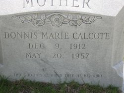 Donnis Marie Calcote