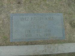 Inez <i>Pruitt</i> Kale