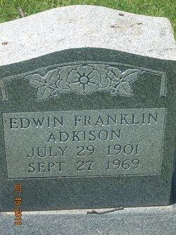 Edwin Franklin Adkison