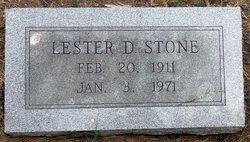 Lester D Stone