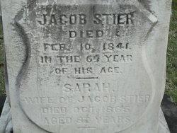 Sarah <i>Smith</i> Stier