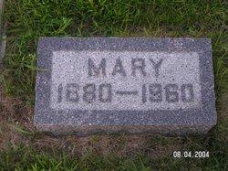 Mary <i>Haugen</i> Benson