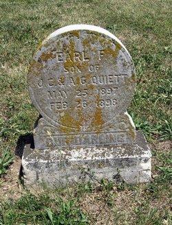 Earl F. Quiett