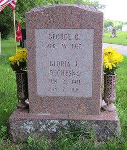 Gloria J. <i>Duchesne</i> Albetski