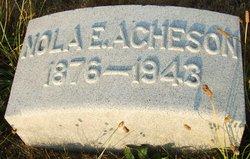 Nola Etta <i>Blaylock</i> Acheson