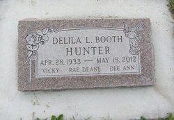 Delila <i>Booth</i> Hunter
