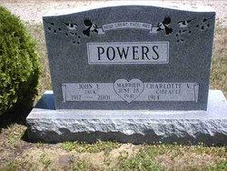 John Edward Jack Powers
