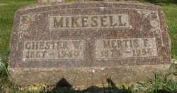 Myrtle F Mertie <i>Woody</i> Mikesell