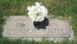 Grace Yagoda <i>Radin</i> Arnokovich