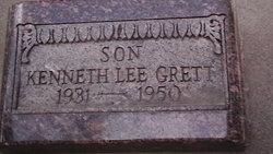 Kenneth Lee Grett