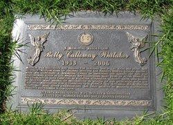 Betty <i>Calloway</i> Whitaker