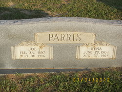 Lorena <i>Jones</i> Parris