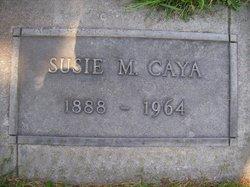Susie <i>Macaulay</i> Caya