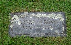 Carroll Everett Besse