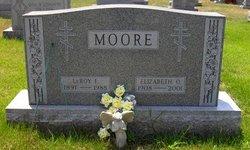 Elizabeth Betty <i>Ostalfi</i> Moore
