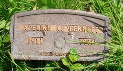 Adeline A Bennett