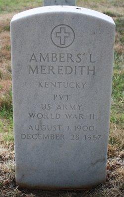 Ambers Lee Jack Merideth