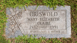 Mary Elizabeth Claire Griswold
