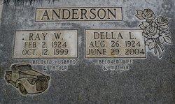 Della L. <i>Martin</i> Anderson