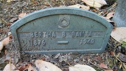Bertha B <i>Jones</i> Banta